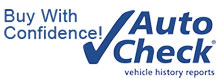 AutoCheck vehicle history reports available